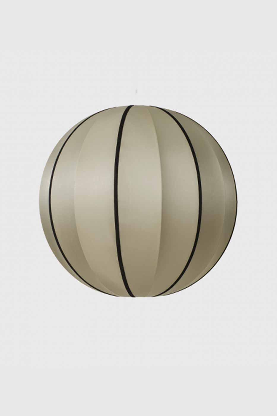 Taklampa silk 58 cm classic