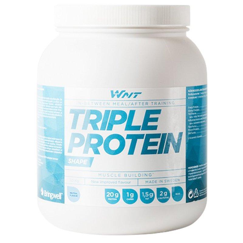 Proteiinijauhe Neutral 1kg - 34% alennus
