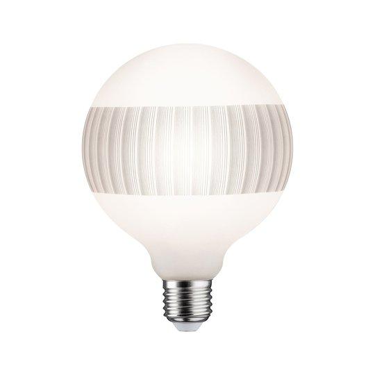 Paulmann E27 -LED-Globe 4,5W rengaspeili, kulta