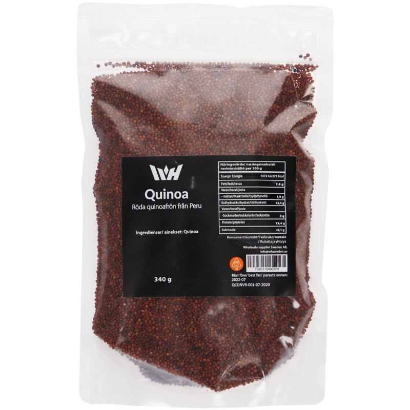 Punainen Kvinoa - 25% alennus