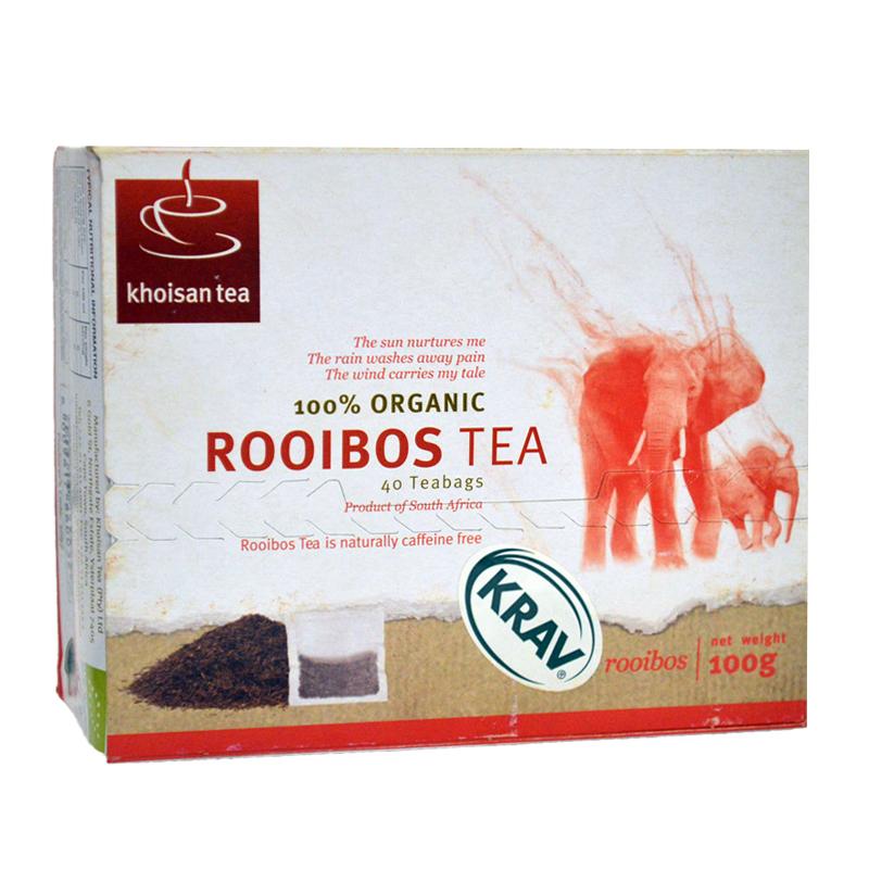 Rooibos Röd-Te - 36% rabatt