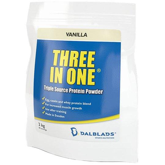 Proteinpulver Vanilj 2kg - 74% rabatt