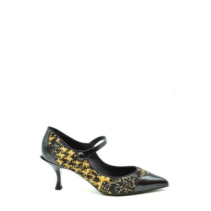 Dolce & Gabbana Women's Pumps Multicolor 231161 - multicolor 39