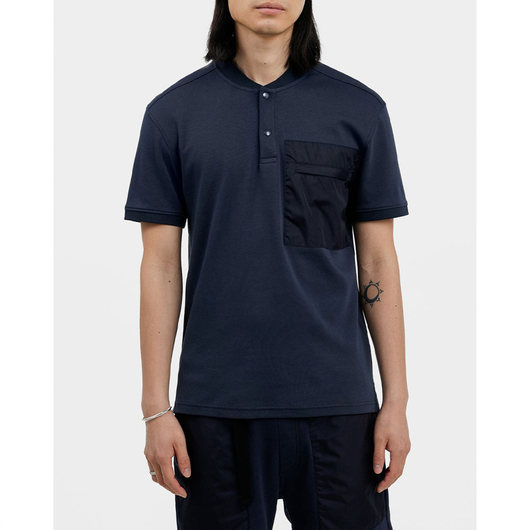 Luis Pocket Polo Shirt