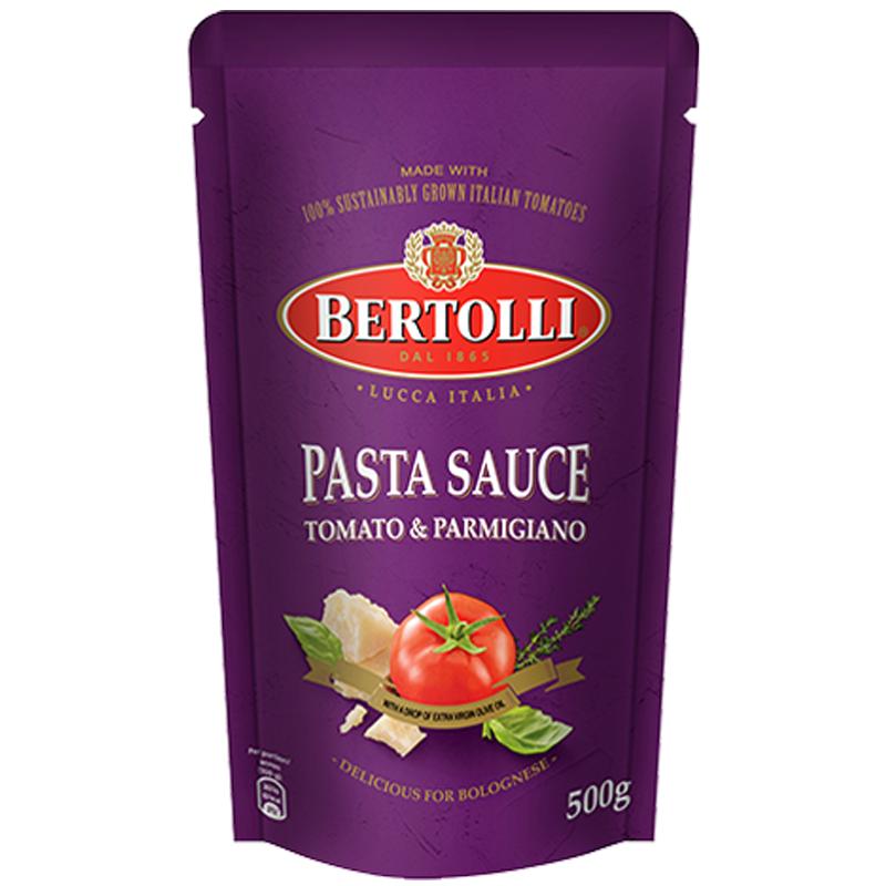 "Pastsås ""Formaggi e Basilico"" 500g - 40% rabatt"