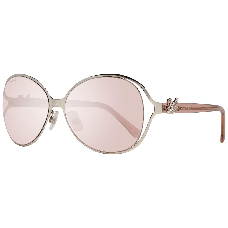 Swarovski Women's Sunglasses Gold SK0241-K 6032Z