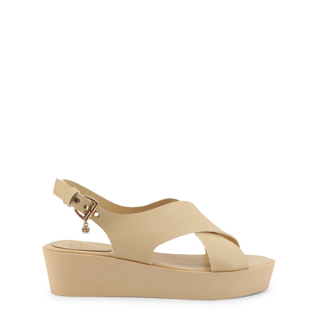 Roccobarocco Women's Sandals Brown 343266 - brown EU 36