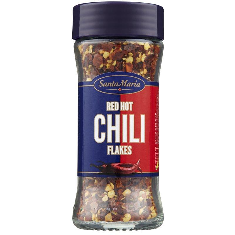 """Chilipeppar """"Flakes"""" 32g - 56% rabatt"""