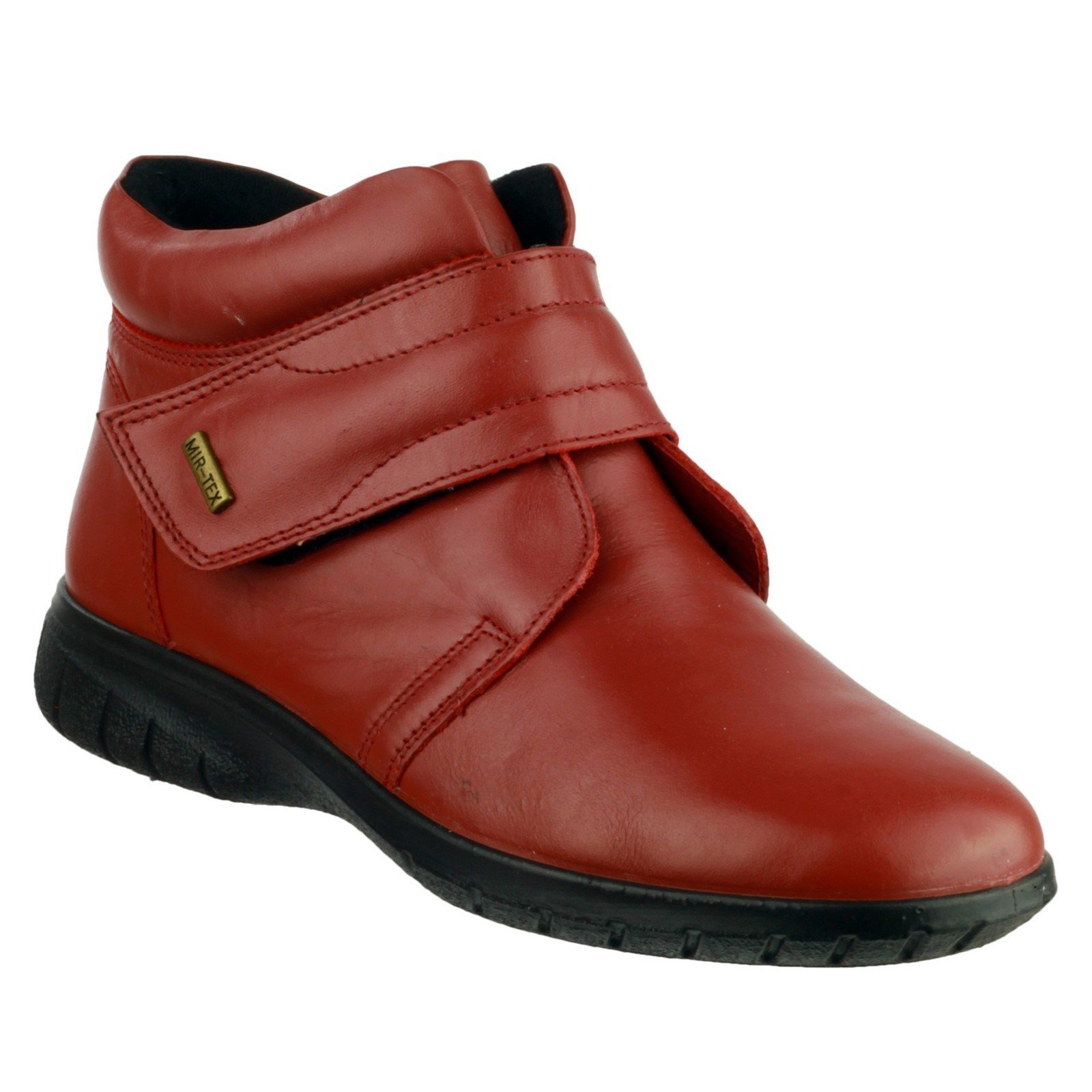 Cotswold Women's Chalford 2 Ankle Boot Various Colours 32977 - Red 3
