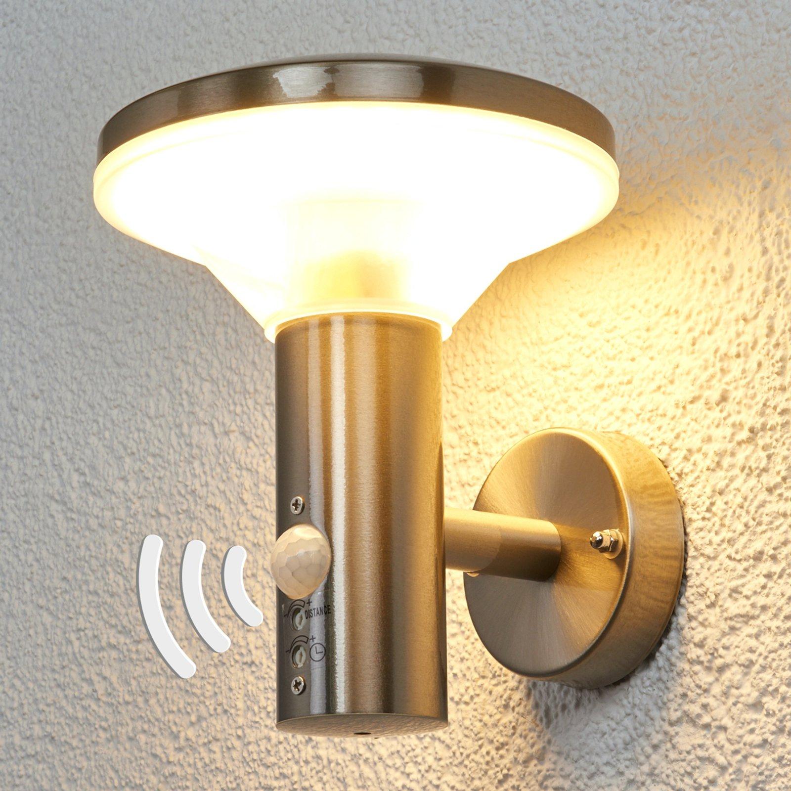 Jiyan - LED-utevegglampe med sensor