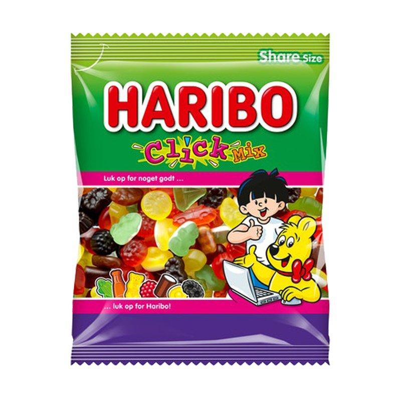 Haribo Click Mix - 31% alennus