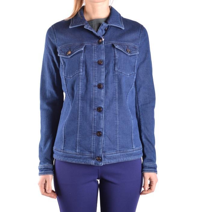 Jacob Cohen Women's Shirt Blue 162520 - blue S
