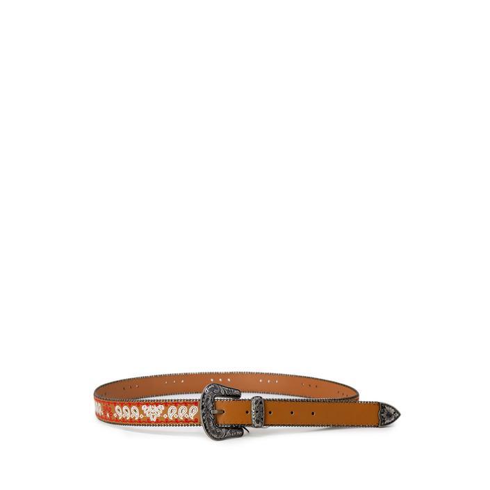 Desigual Women's Belt Brown 169773 - brown 90