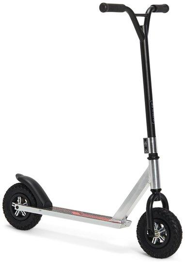 Impulse Dirt Bike Scooter, Sølv