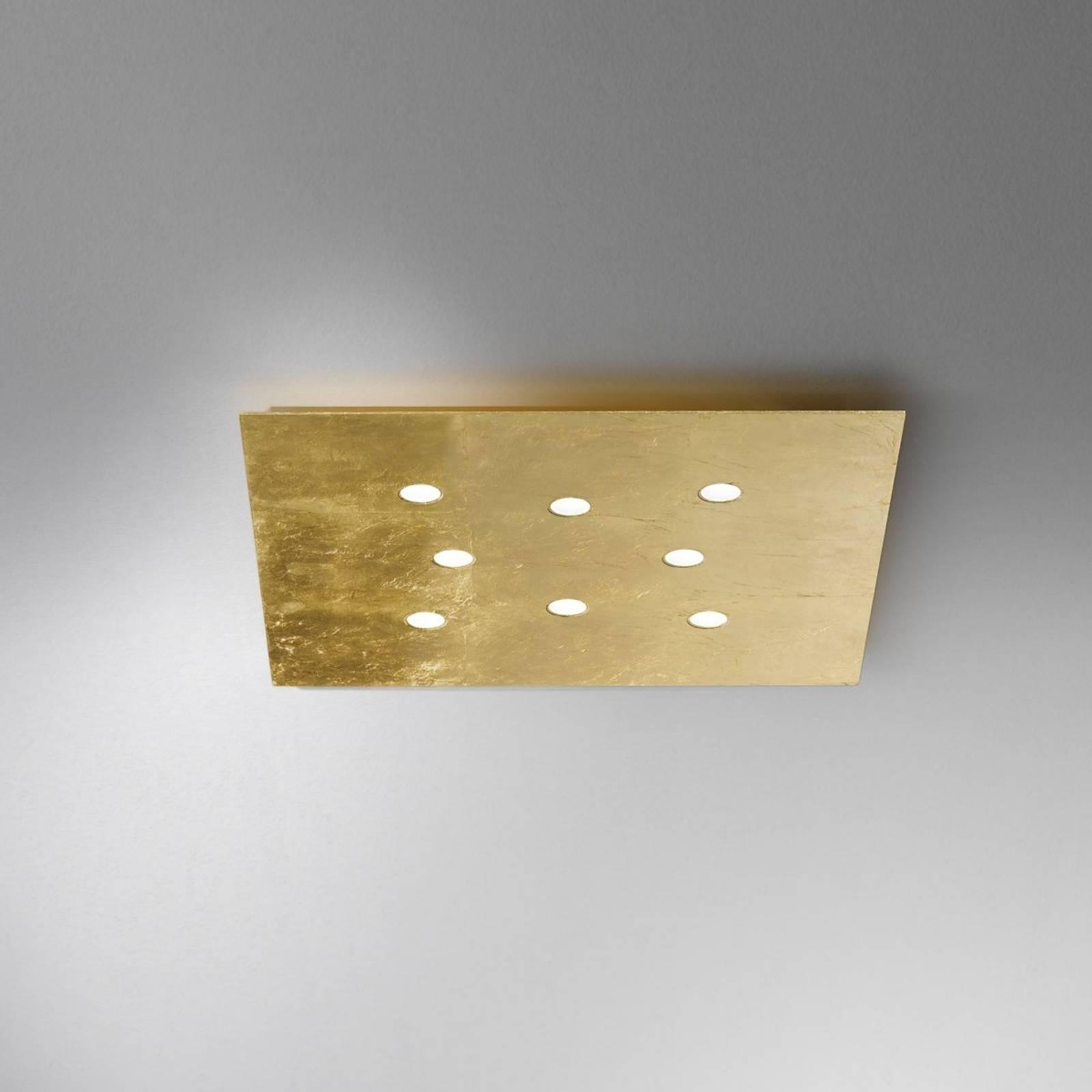 ICONE Swing - LED-kattovalaisin, 8-lamppuinen