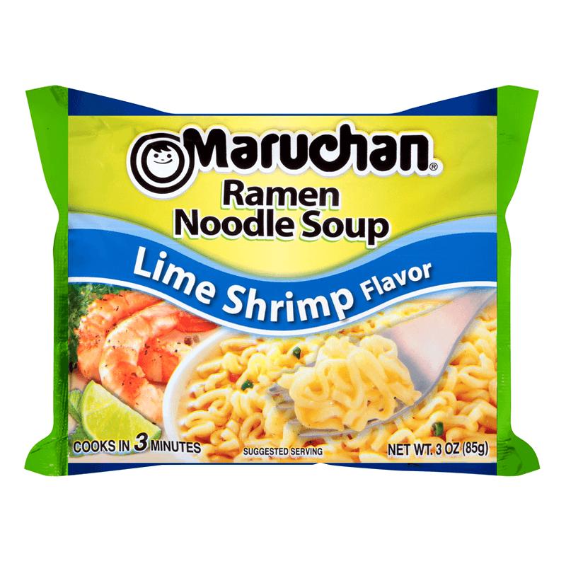 Maruchan Ramen Noodles - Lime Shrimp