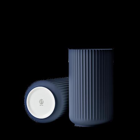 Vase Porselen Midninght Blue 25cm
