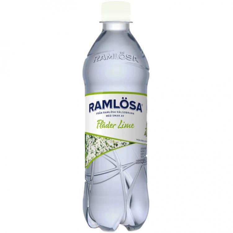 Ramlösa Fläder & Lime - 20% rabatt
