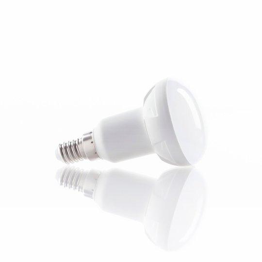 LED-heijastinlamppu R50 E14 7 W 830, valk., 120°