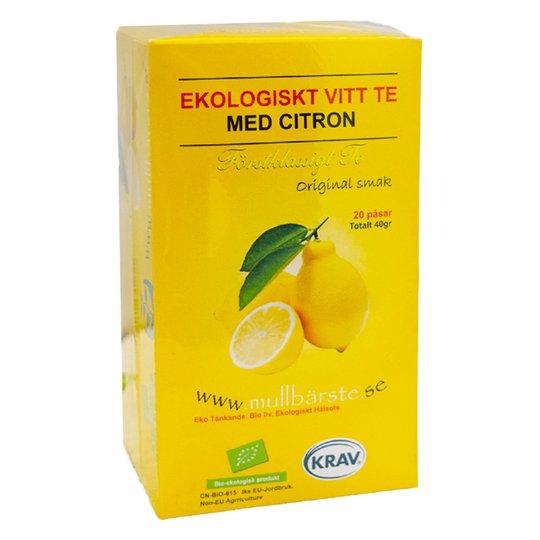 Vitt Te Citron - 62% rabatt