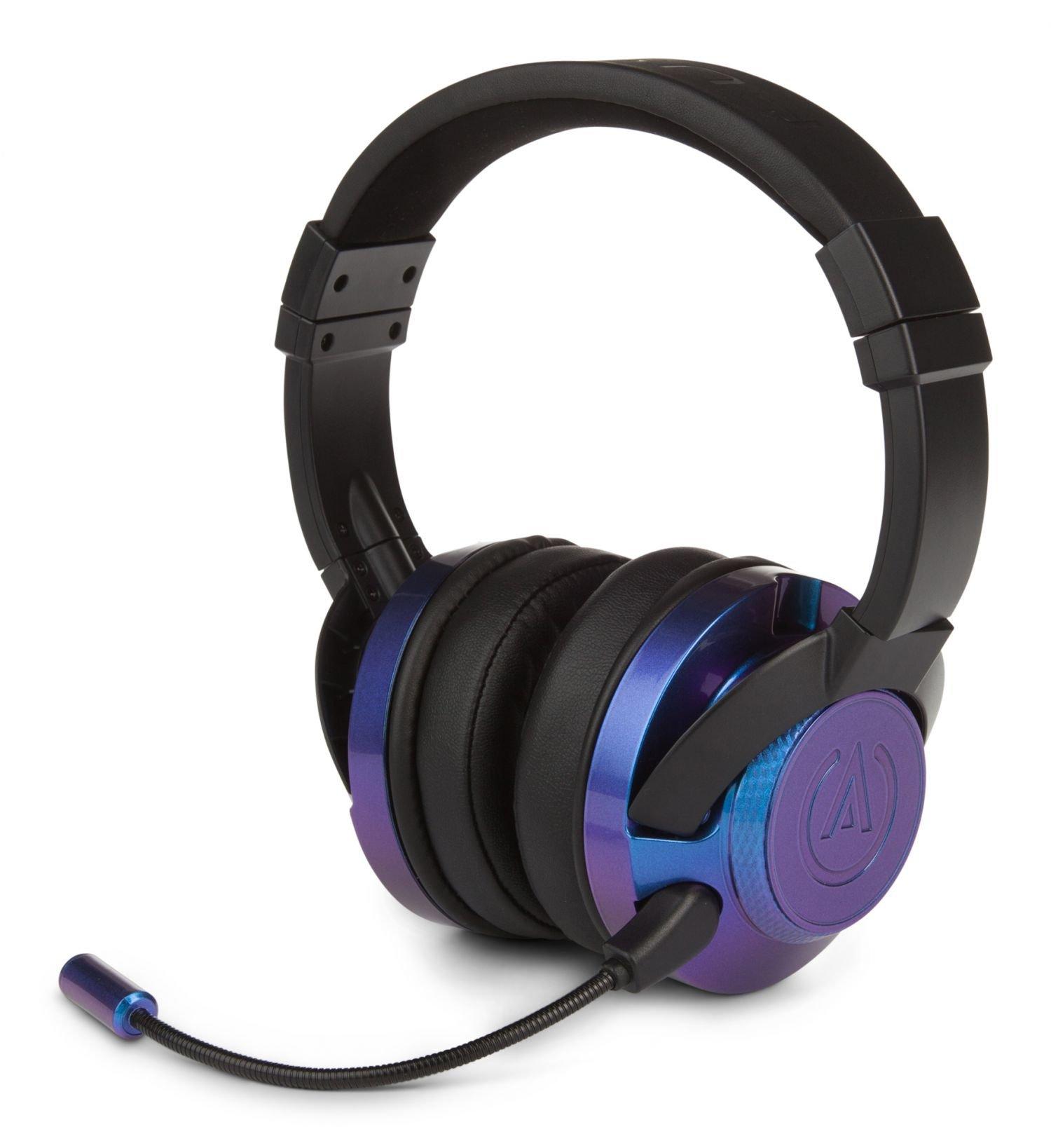 PowerA Fusion Wired Uni Gaming Headset - Cosmos Nebula
