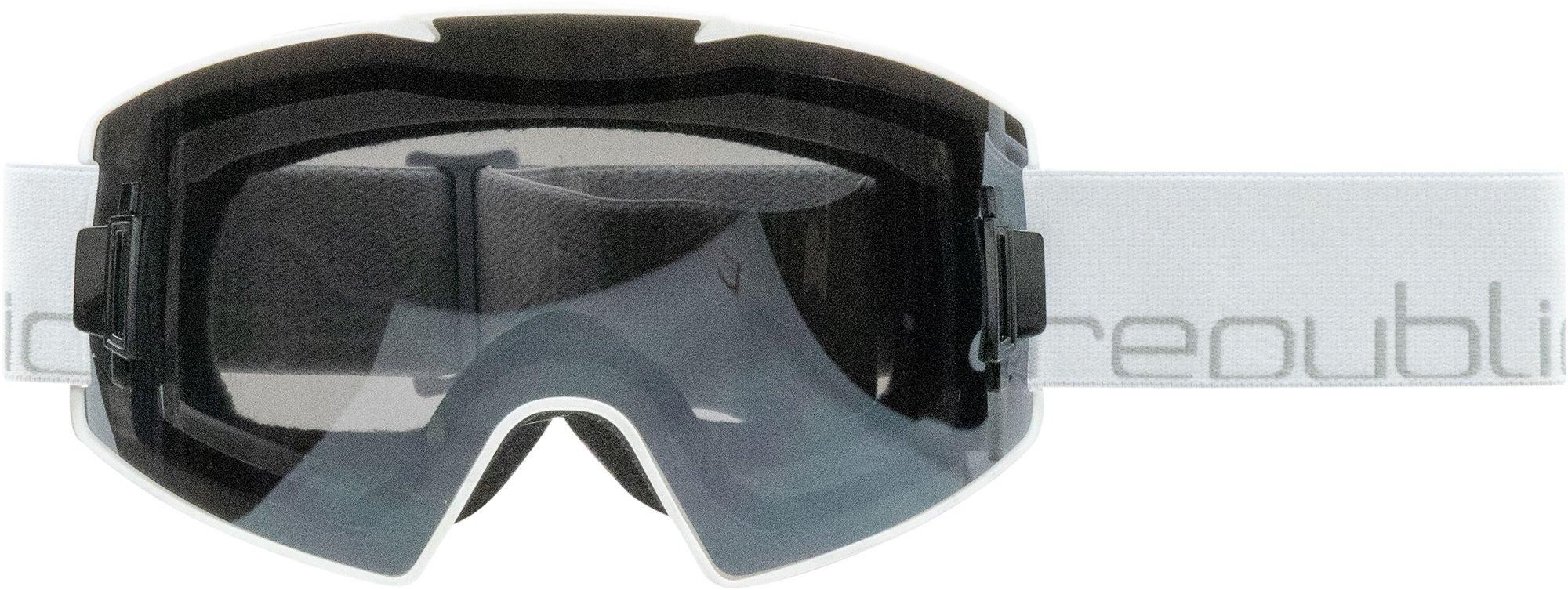 Republic R860 Skidglasögon, White