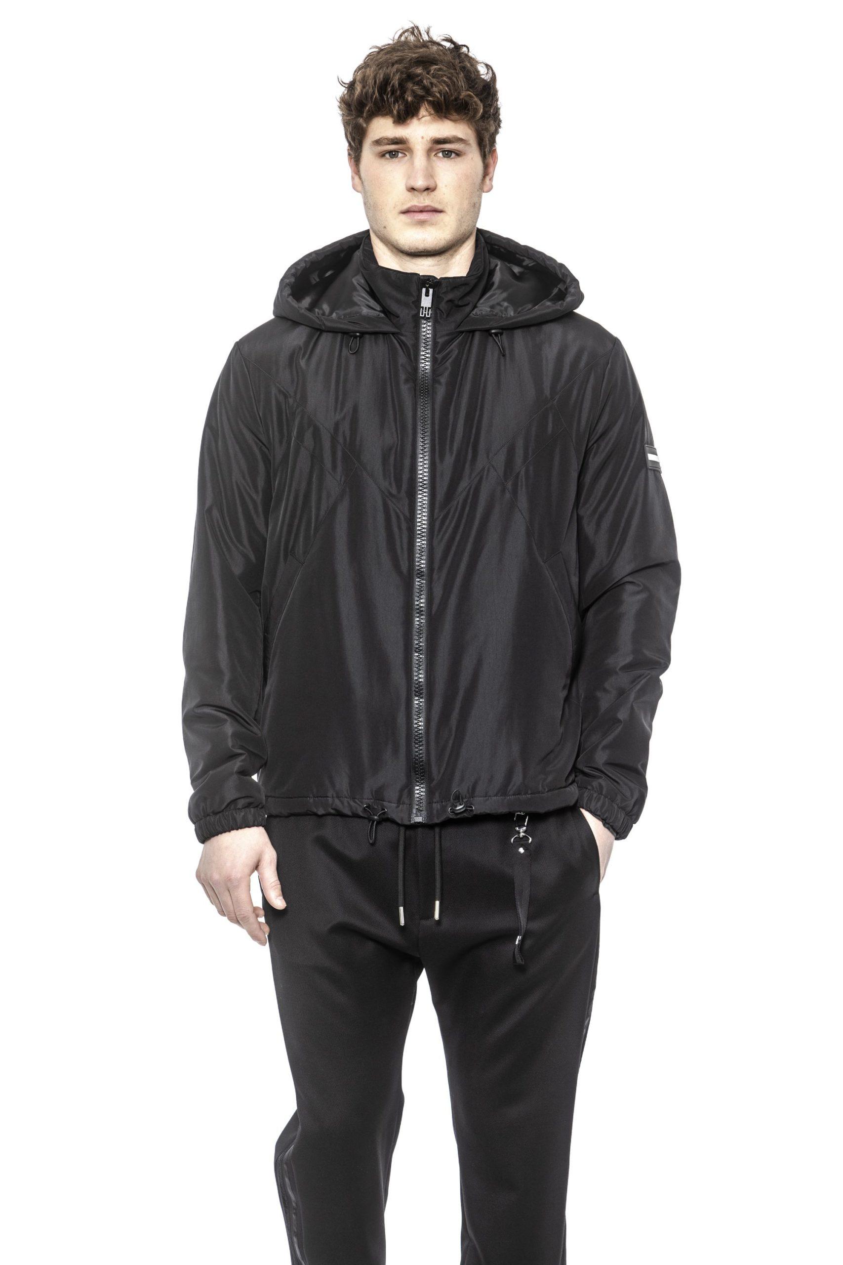 Les Hommes Men's Jacket Black LE1393290 - IT50   L