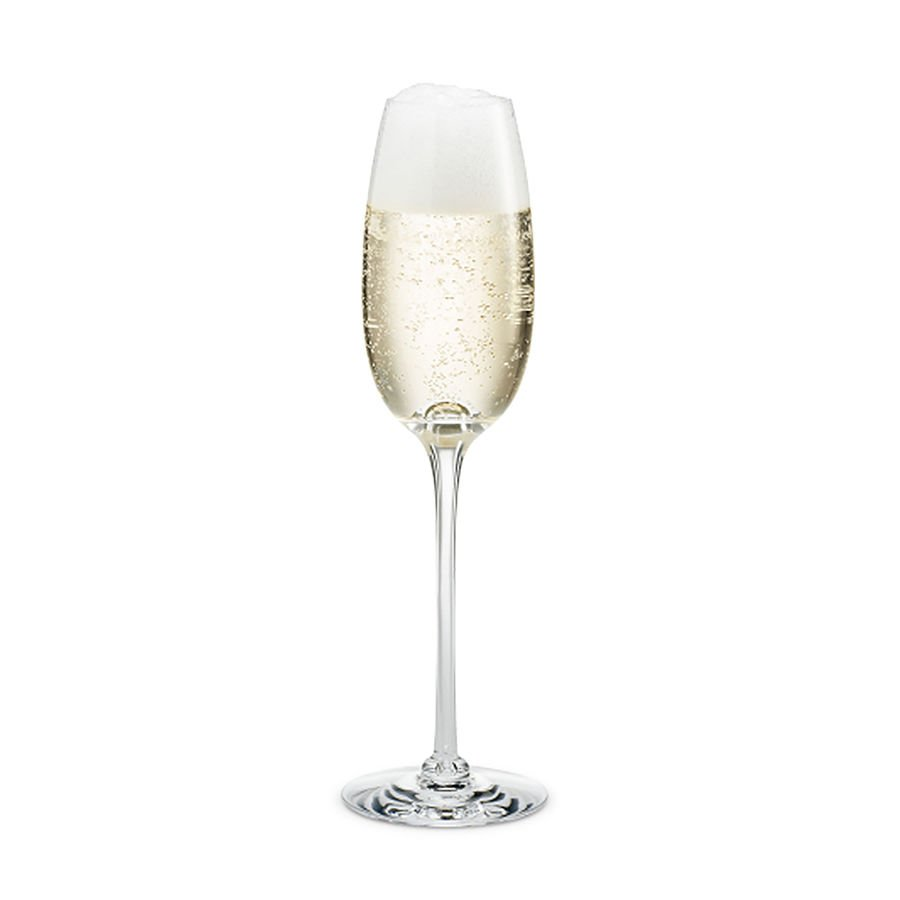 Holmegaard Fontaine 21cl Champagneglass