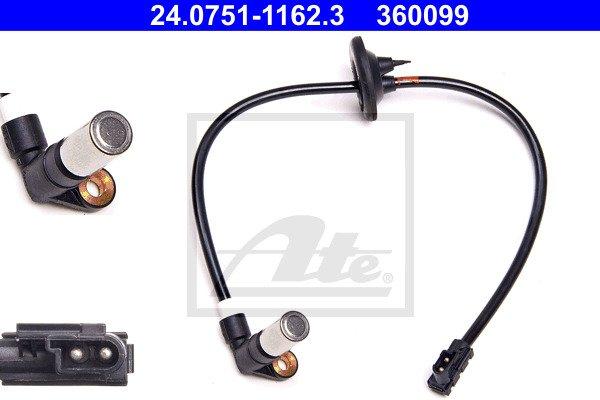 ABS-anturi ATE 24.0751-1162.3