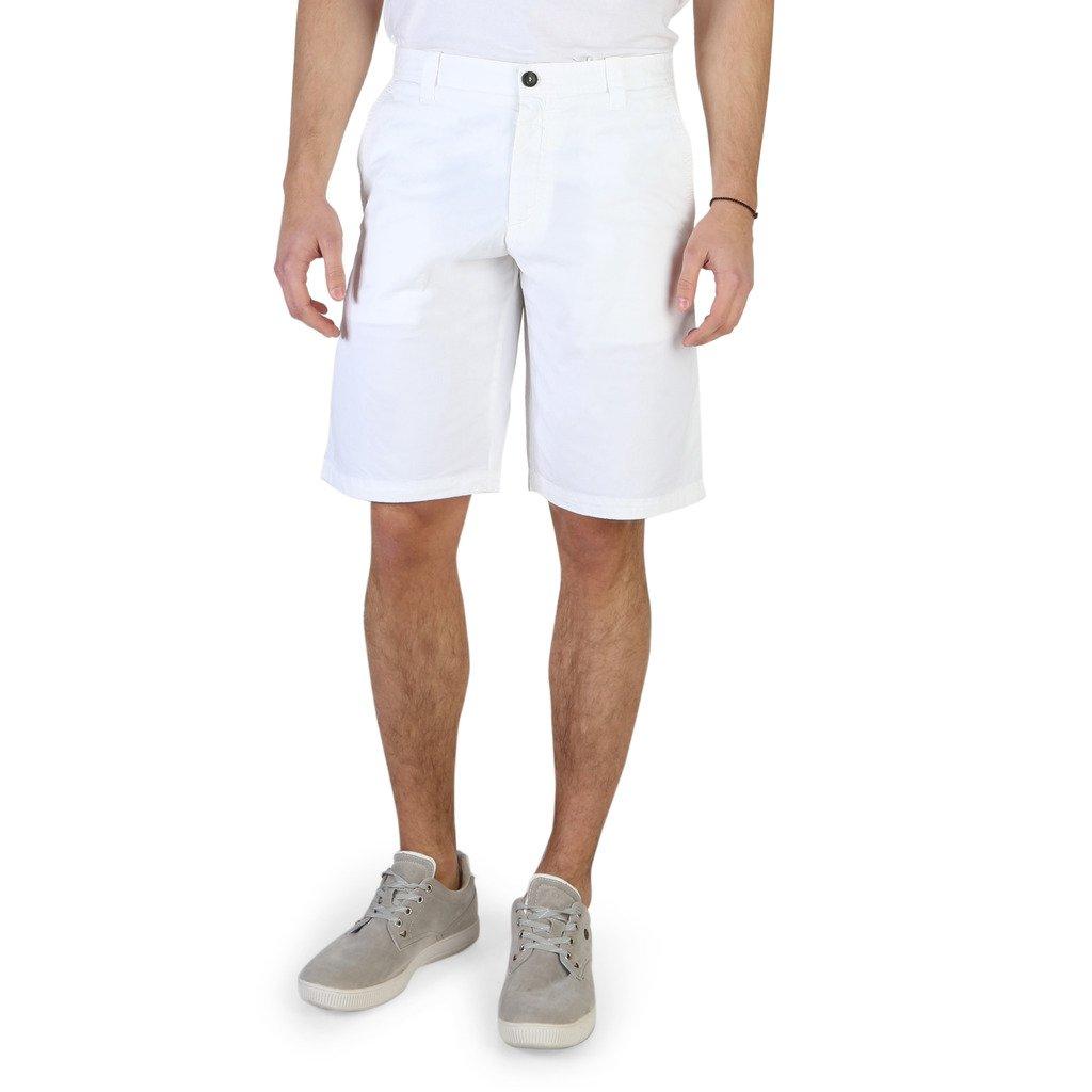 Armani Jeans Men's Shorts Various Colours 305117 - white 38 EU