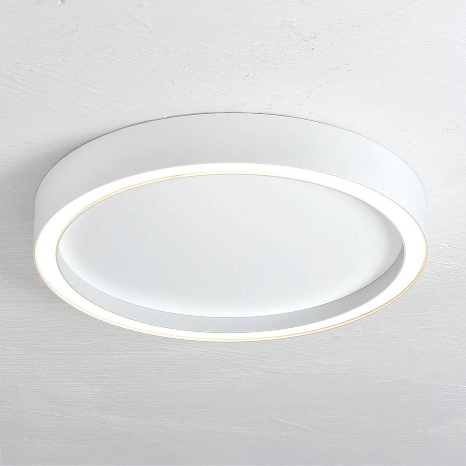 Bopp Aura LED-kattolamppu Ø 40 cm valkoinen