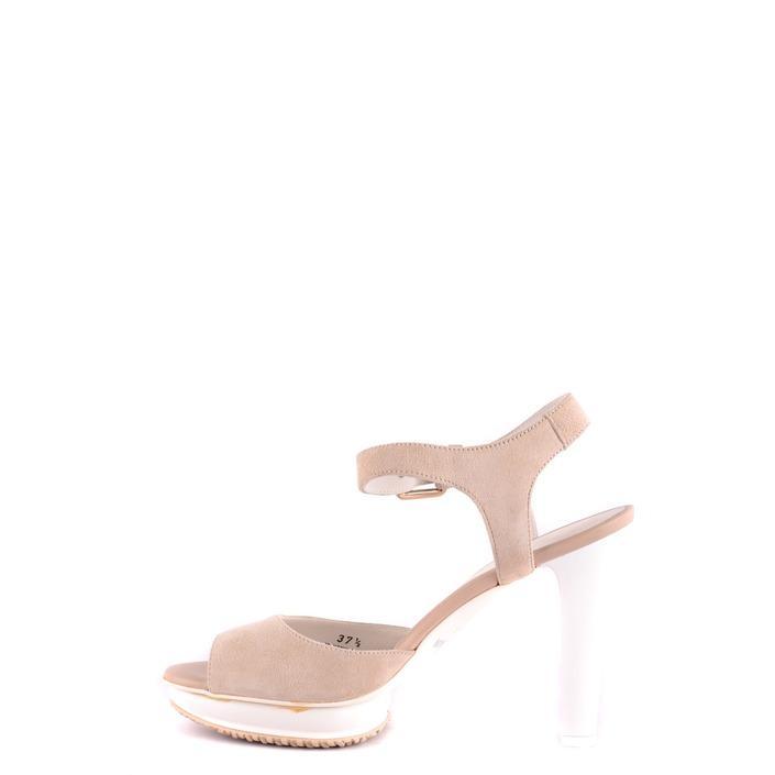 Hogan Women's Sandal Beige 164325 - beige 39