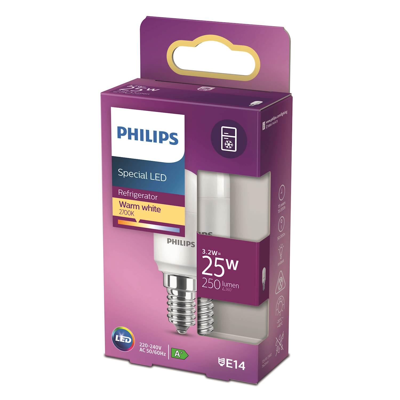 Philips LED päron 25w e14 nd