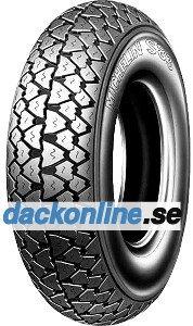 Michelin S83 ( 100/90-10 TT/TL 56J Bakhjul, Framhjul )