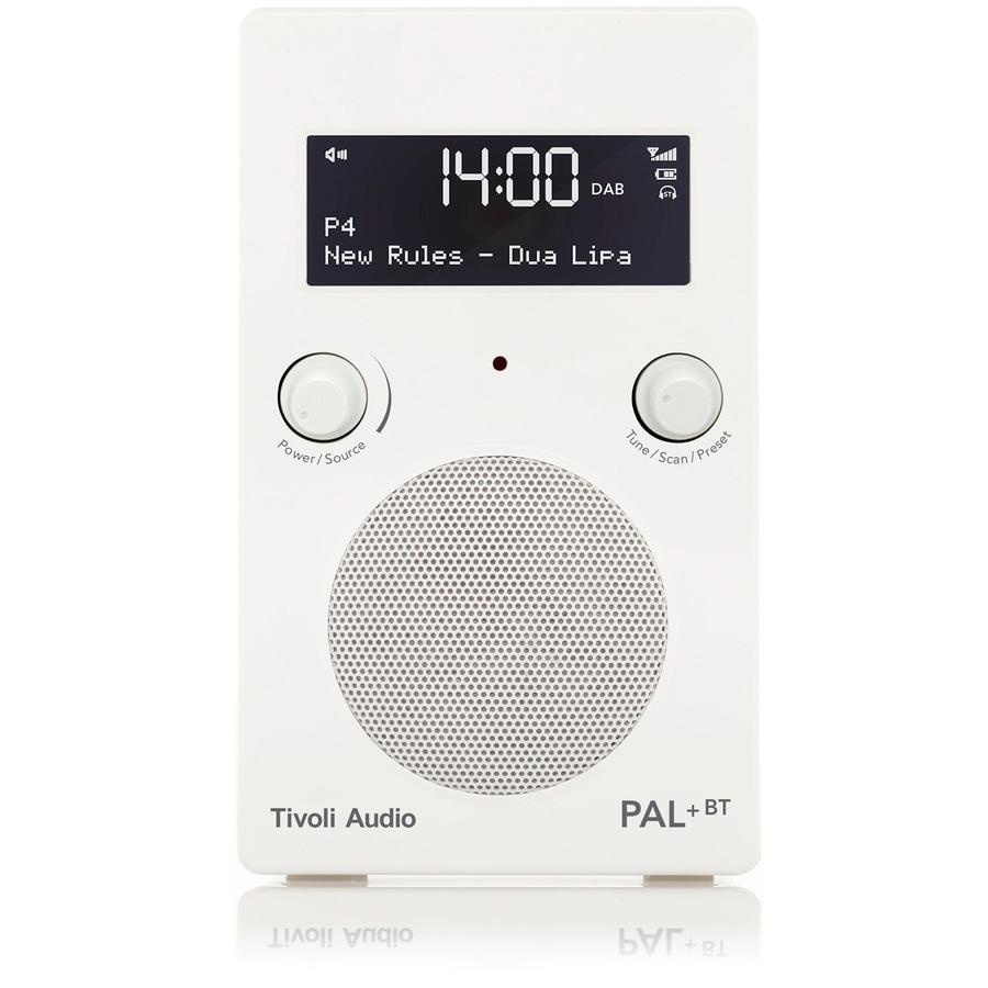 Tivoli Audio - PAL+ BT Portable FM/DAB Radio