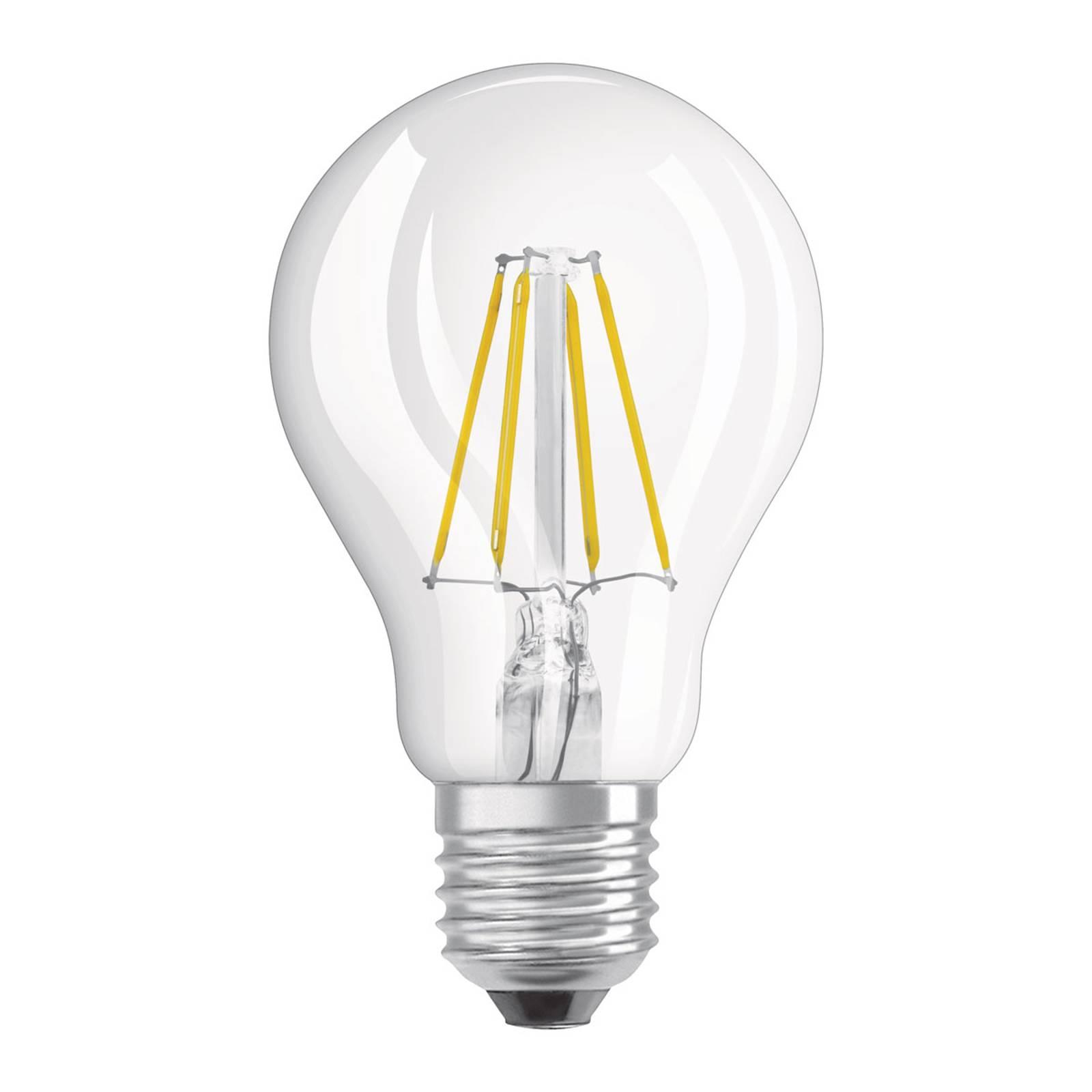 OSRAM-LED-lamppu E27 5W Classic filament 2700K