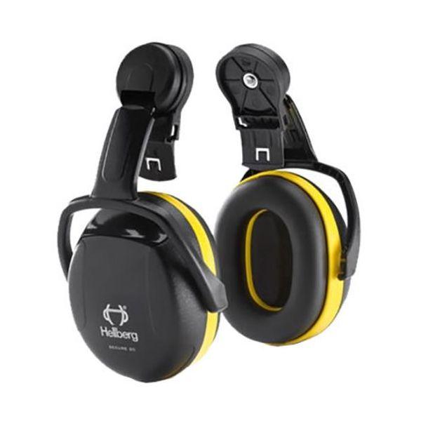 Hellberg SECURE 2 Kuulosuojain kypäräkiinnityksellä