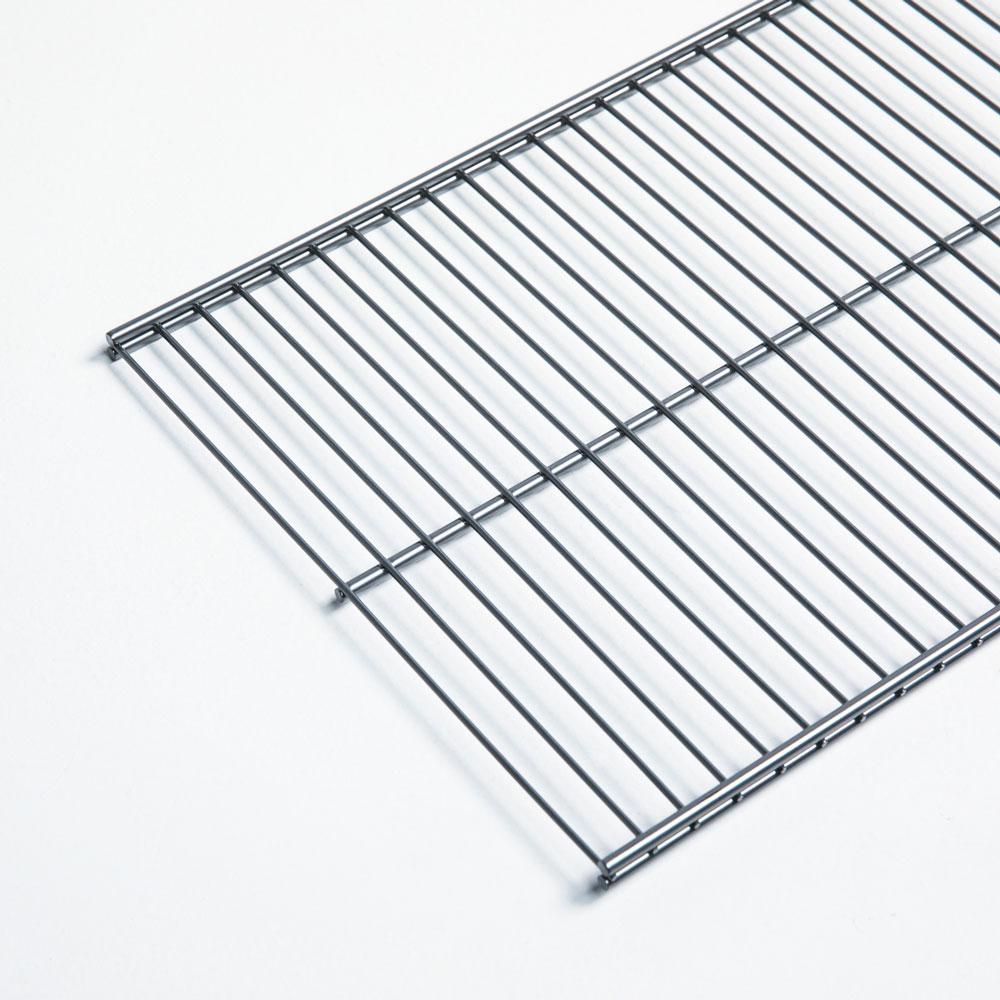 Pelly System Trådhylle Sølv, 1101
