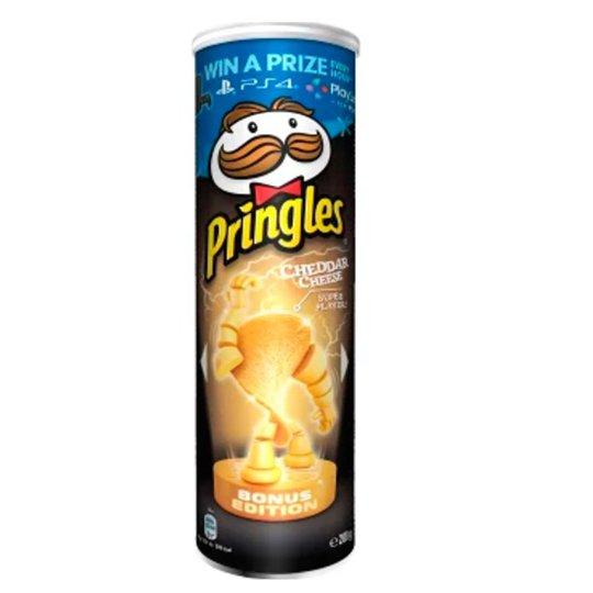 "Chips ""Cheddar Cheese"" 200g - 26% rabatt"