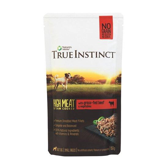 True Instinct HighMeat Dog Beef (300 g)