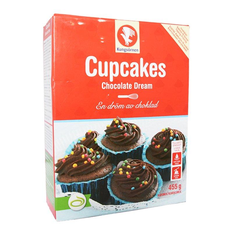 """Kakkuainekset """"Chocolate Dreams"""" 455g - 33% alennus"""