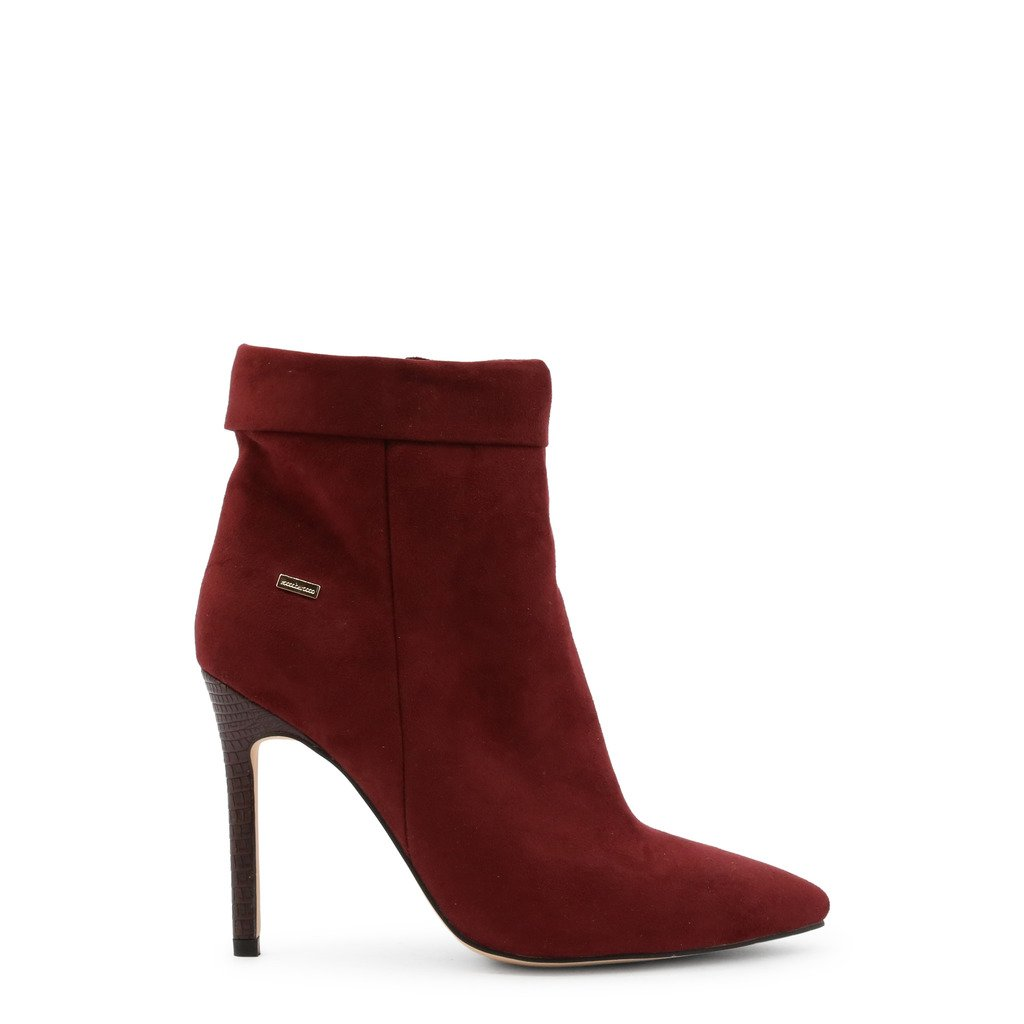 Roccobarocco Women's Ankle Boot Red ROSC0X303CAM - red EU 38