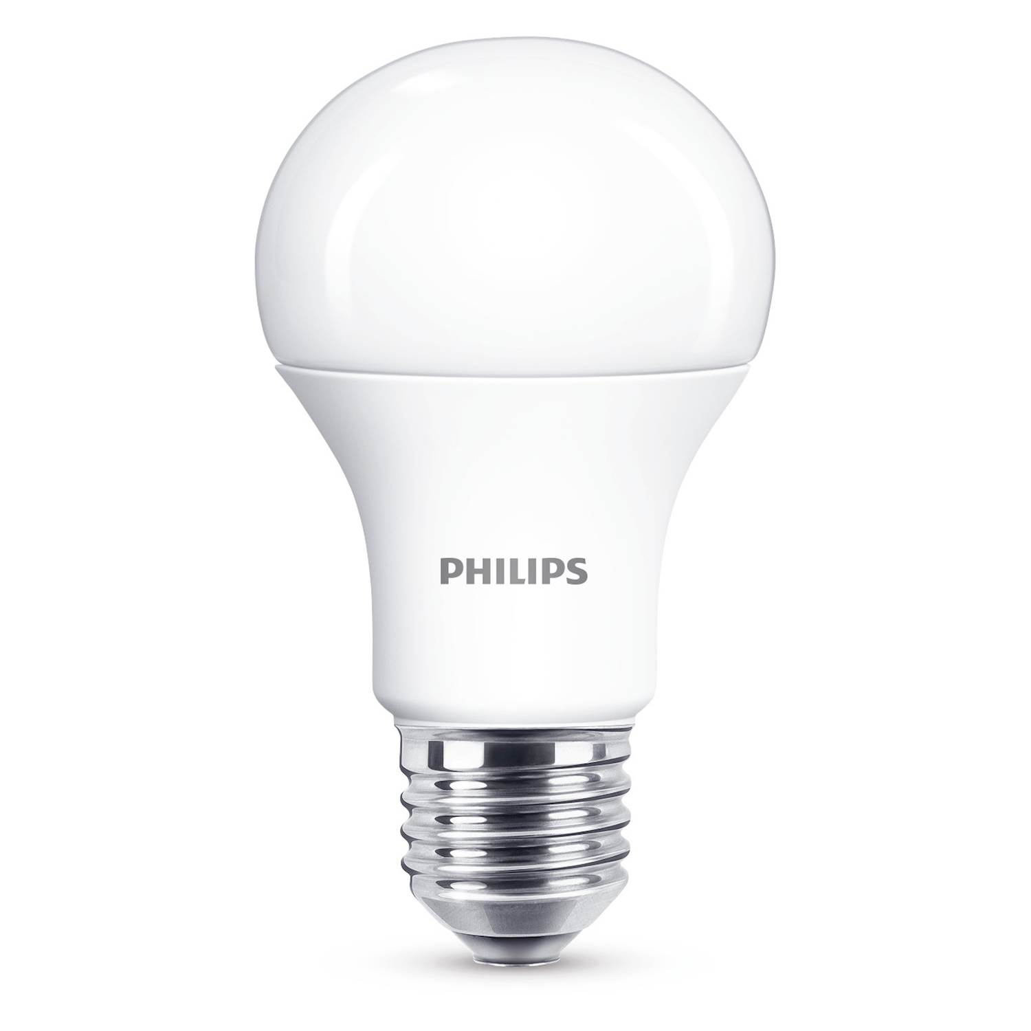 Philips LED NOR 5,5W E27 VV FR ND 2P