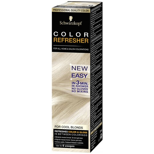 Hårfärgningsmedel Refresher Cool Blonds 75ml - 81% rabatt