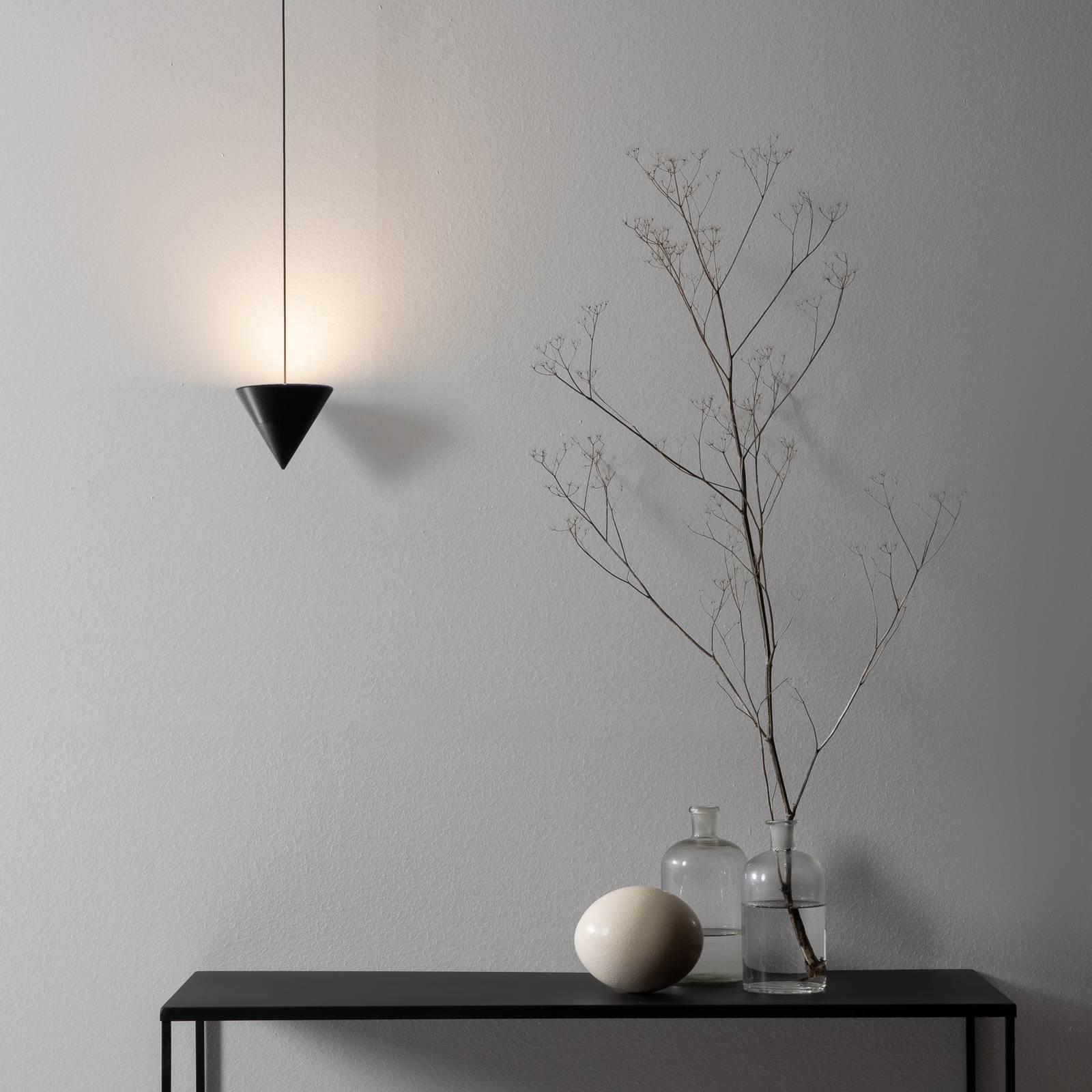 Karman Filomena -LED-lattiavalo, Ø 11 cm, 2700 K