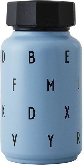Design Letters Termos Kids, Blue