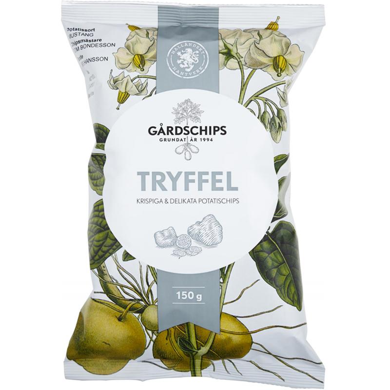 Chips Tryffel 150g - 37% rabatt