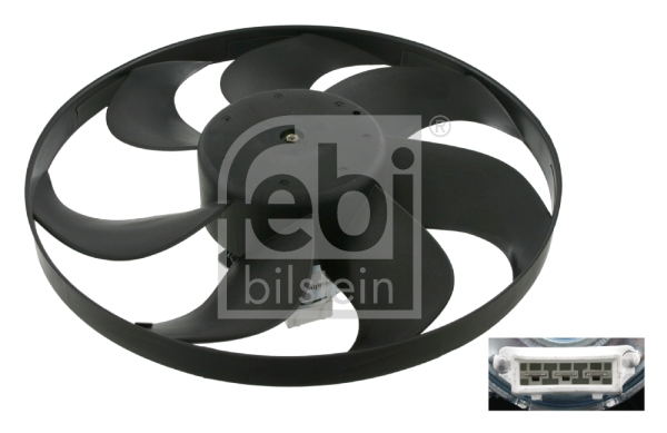 Tuuletin (moottorijäähdytys) FEBI BILSTEIN 10279