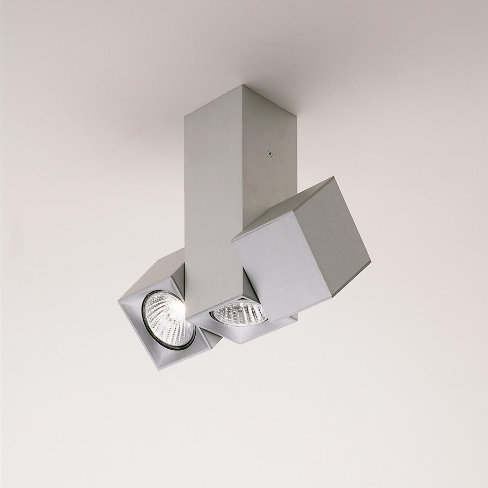 Milan Dau kattolamppu käännettävä 3-lamppuinen