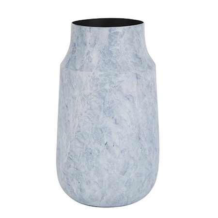 Massimo Vas 21 cm Blå